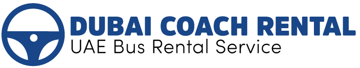 Dubai Coach Rental Site Logo